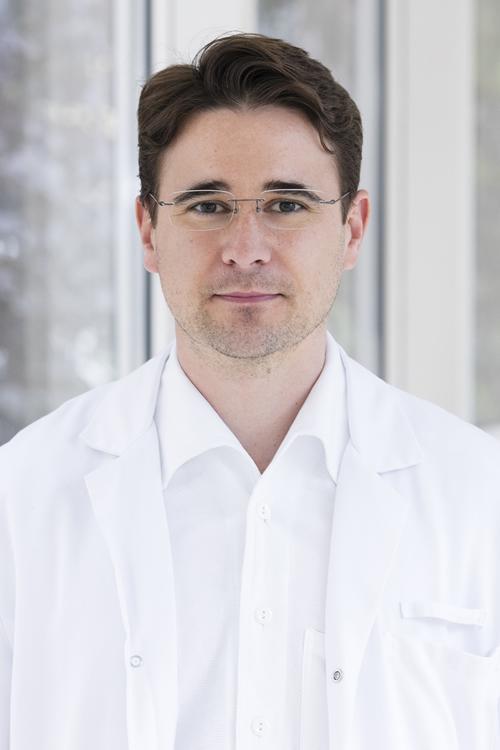 Dr. Florian Schneider, Facharzt für Allgemein- und Viszeralchirurgie